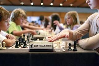 L'équipe sur les échecs : La Corse, un coup d'avance ! © Photo Pascal Pochard Casabianca/ L'Équipe