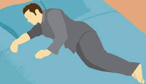 Hasil Penelitian Menunjukkan Posisi Tidur Ini Bisa Membuat Anda Pintar