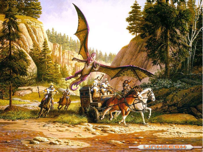 Imagenes de dibujos animados el vuelo de dragones for El jardin de los dragones