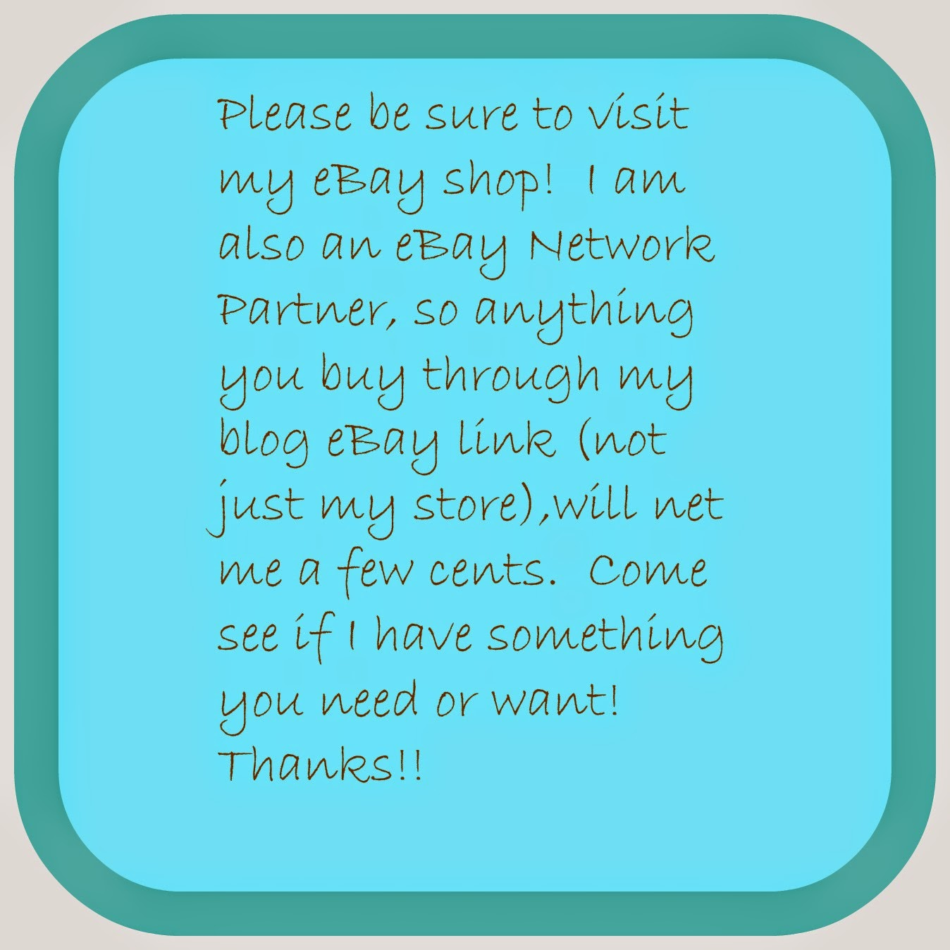 Check out my eBay