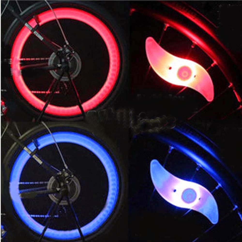 Led Light Up Glow Products : Waterproof Silicone Bicycle ...