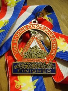 Marine Corps Marathon 2011