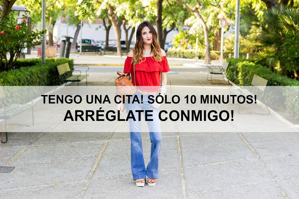 VideoBlog: Tengo una cita! S�lo 10 minutos! Arr�glate Conmigo!