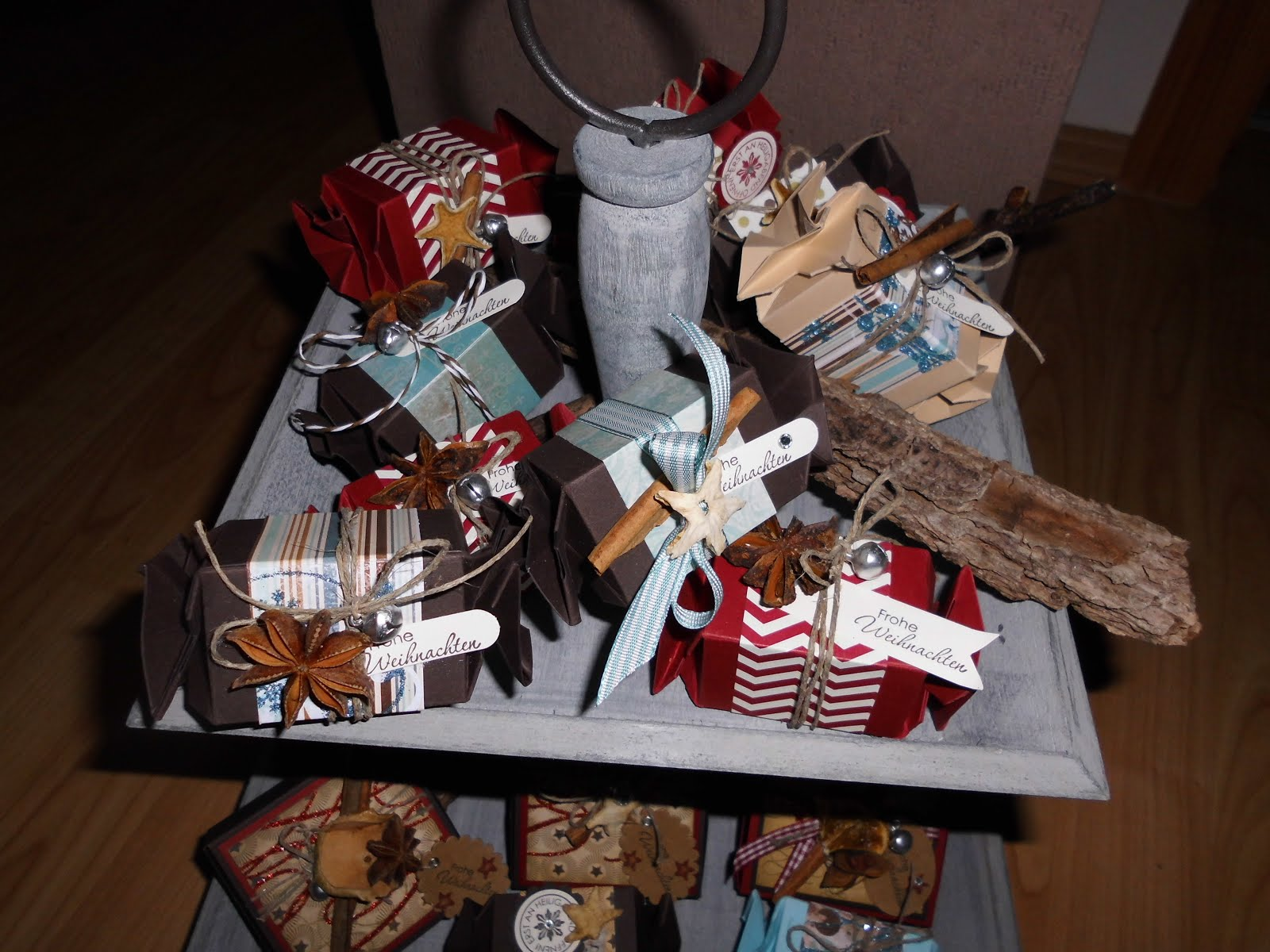 tanjas kreativecke jede menge weihnachtliche. Black Bedroom Furniture Sets. Home Design Ideas