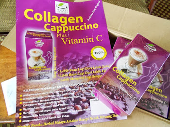 COLLAGEN CAPPACINO + VITAMIN C