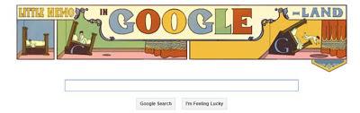 google doodle, winsor mccoy