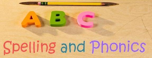 Spelling & phonics