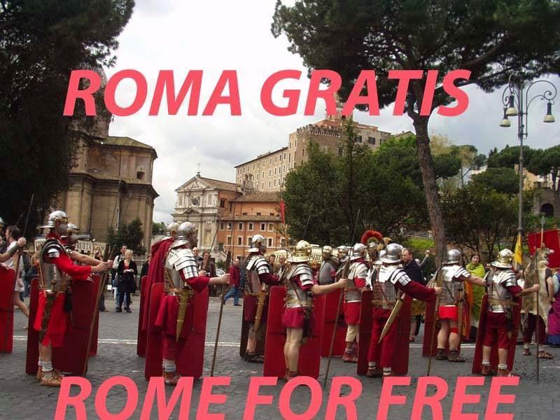 Rome for free - Roma Gratis