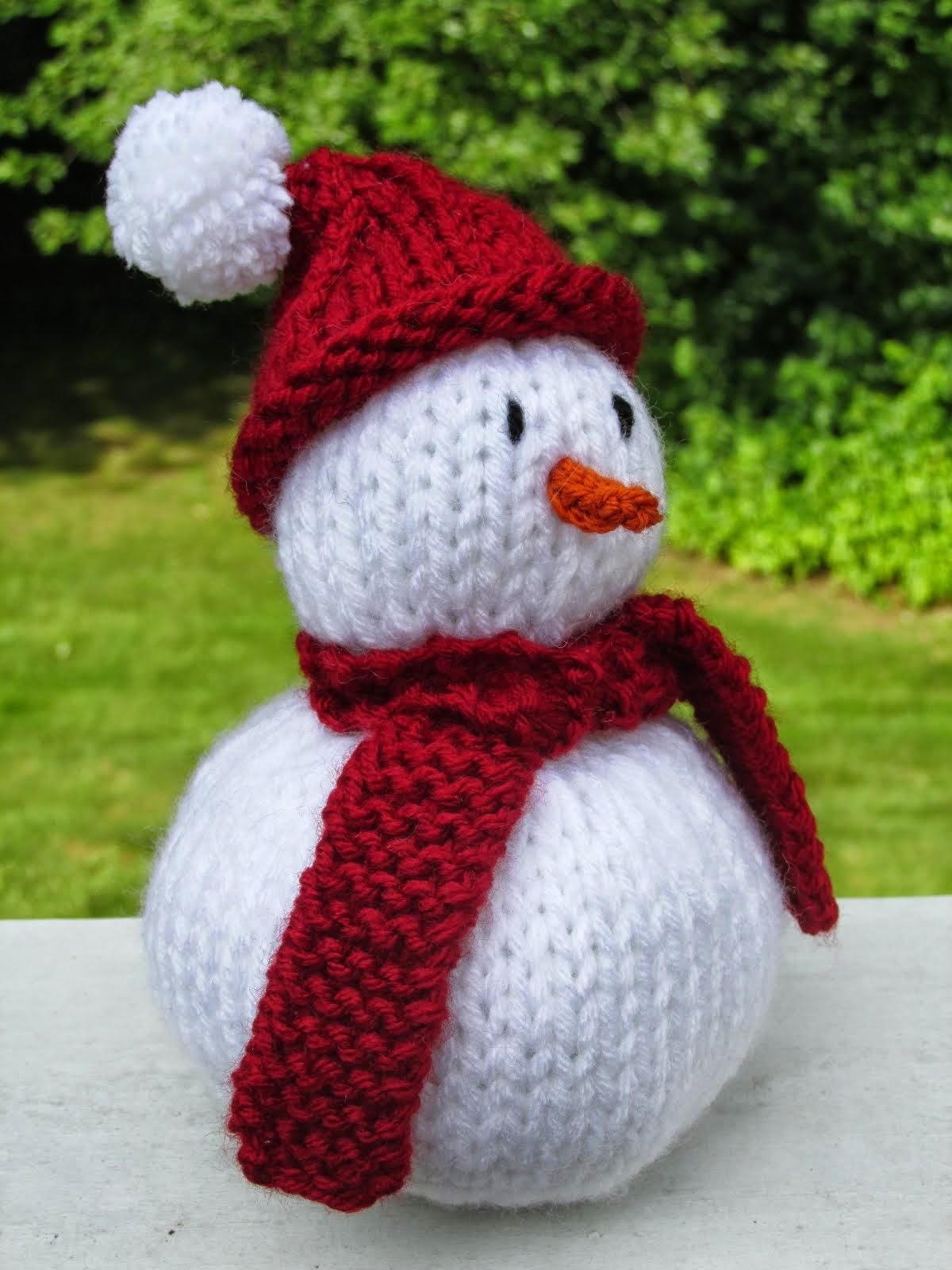Noseman The Snowman