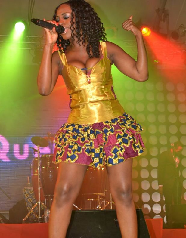 Ghana Bad Girls http://ghanaleaks.blogspot.com/2012/03/ghanaian-singer-raquels-private-parts.html
