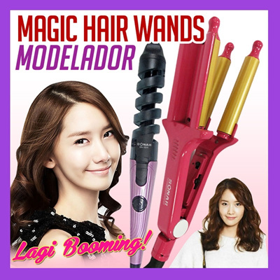 MAGIC HAIR MODELADOR WANDS