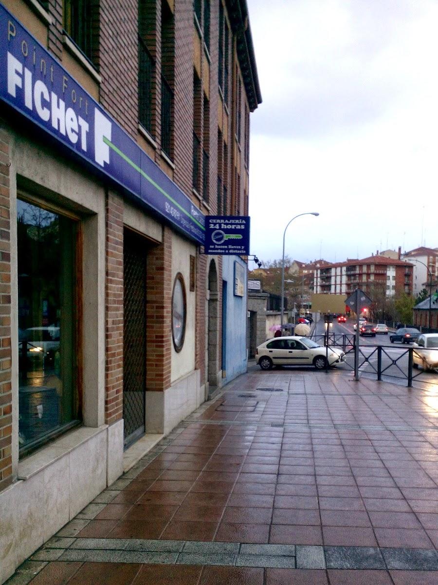 Cerrajeros en Segovia
