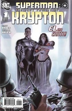 La Última Familia de Krypton
