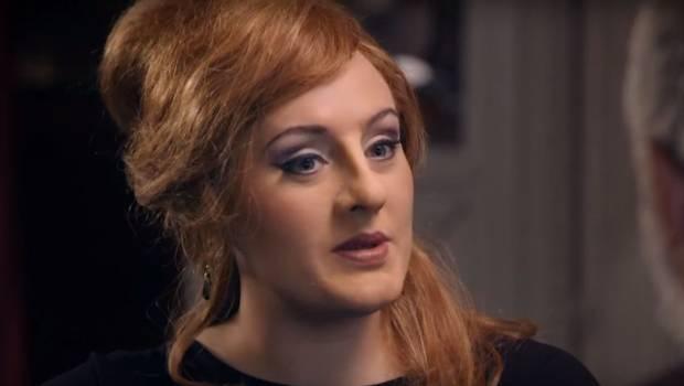 Adele audiciona