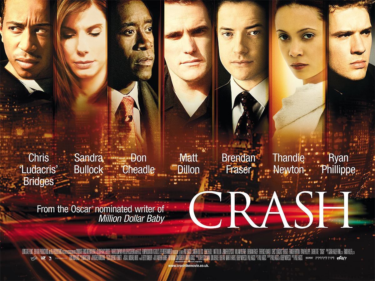 crash the movie oppression A time to kill movie analysis, free study guides and book notes including comprehensive chapter analysis, complete summary analysis, author biography information, character profiles, theme analysis, metaphor analysis, and top ten quotes on classic literature.