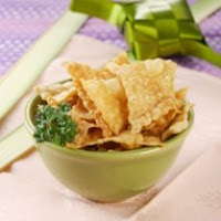 Resep Cara Membuat Keripik Bawang Keju Renyah Mudah Untuk Kue Lebaran