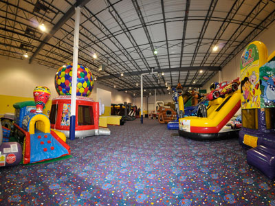 Blog chicago with kids places for birthday for Indoor party places for kids