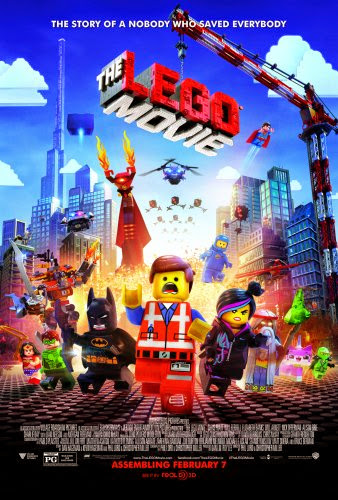 The Lego Movie (DVDScr Inglés Subtitulado) (2014)
