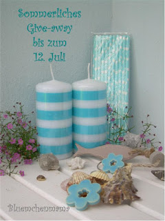 Sommerliches Giveaway bei Blümchenmama