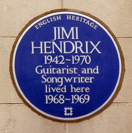 Hendrix in London