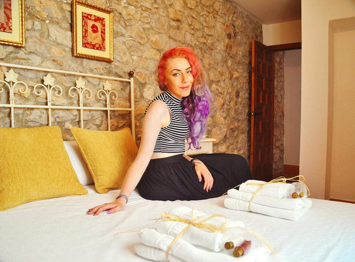 Stephi LaReine Travel Blogger Spain
