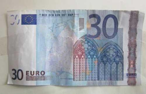 Как из 1 евро сделать 465
