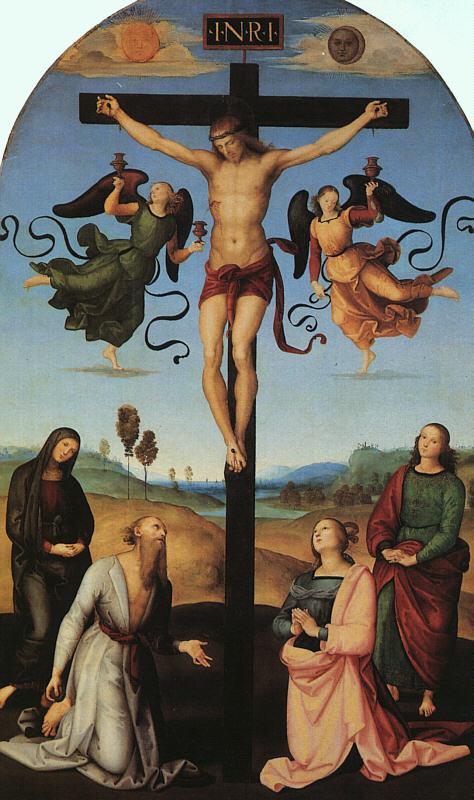 Mond Crucifixion
