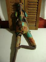 Muñecas africanas
