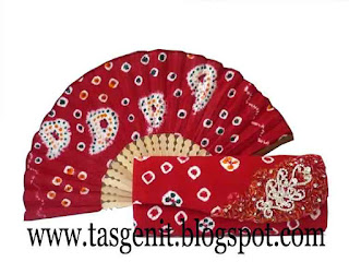 tas pesta batik clutch bag indonesia