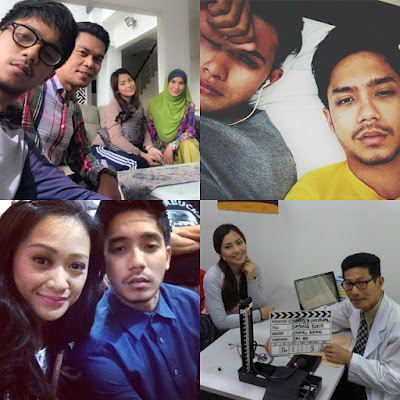Telemovie Sayang Suria (TV3) - 16 Ogos 2015