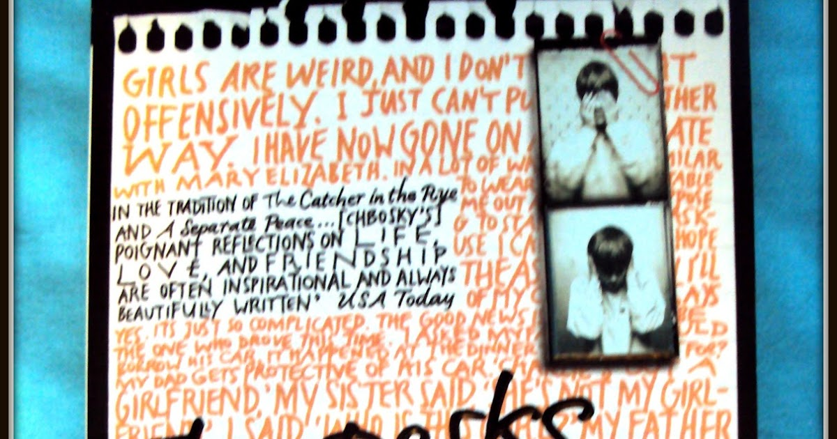 the perks of being a wallflower by stephen chbosky pdf