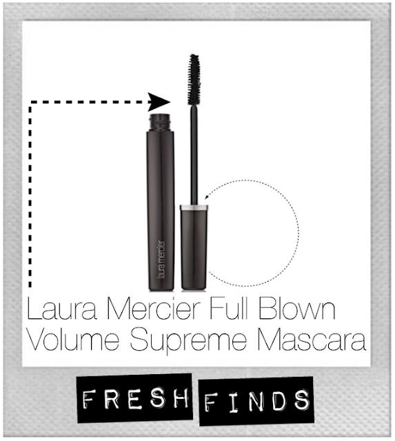 beauty, product review, Laura Mercier, Full Blown Volume Supreme, mascara, lengthening, volume, Birchbox, fuller, lashes, longer