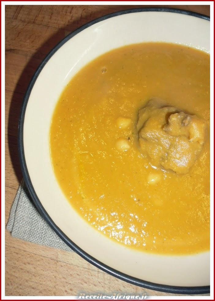 Recette de velout de l gumes de couscous recettes - Recette de cuisine ivoirienne gratuite ...