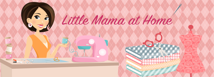 Little Mama at Home