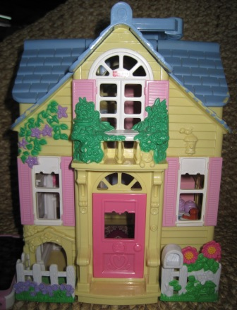 JuaiMurah: Fisher Price Little People Doll House
