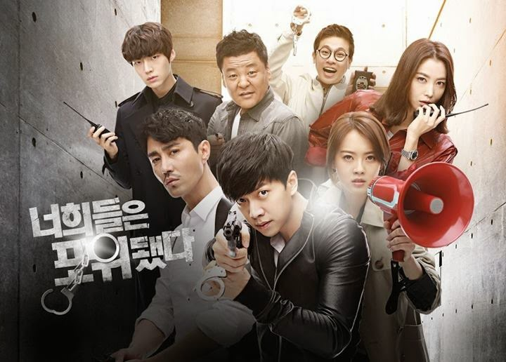 You're All Surrounded (estado completo )