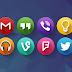Rex - Icon Pack v1.8 Apk