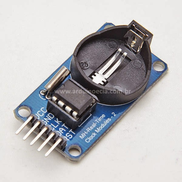 Módulo RTC DS1302