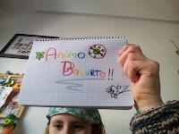 ANIMO BASURTO!!