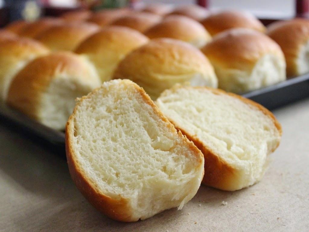 奶香甜面包