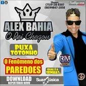 ALEX BAHIA 2015 - CD O REI CHEGOU [ VERÃO 2016 ]