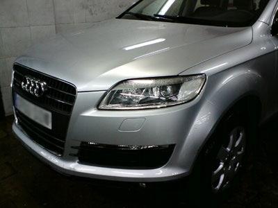 Limpieza de coches interior y exterior lavado a mano de for Limpieza de coches barcelona