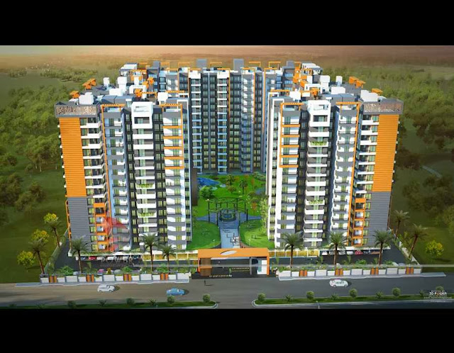 Birds View Of  Township  Project