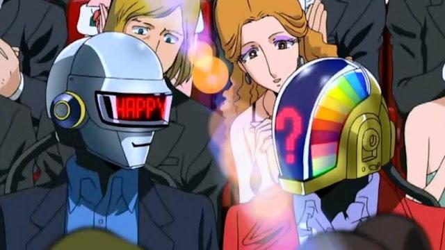 Daft Punk Interstella 5555