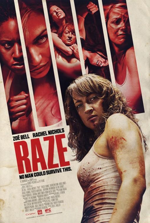 Baixar raze poster Raze: Correr ou Morrer Dual Audio Download