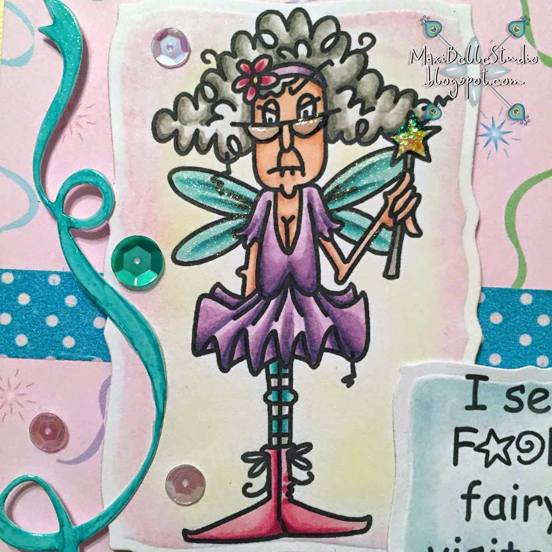 Bugaboo Stella Tidbits Fairy Visit