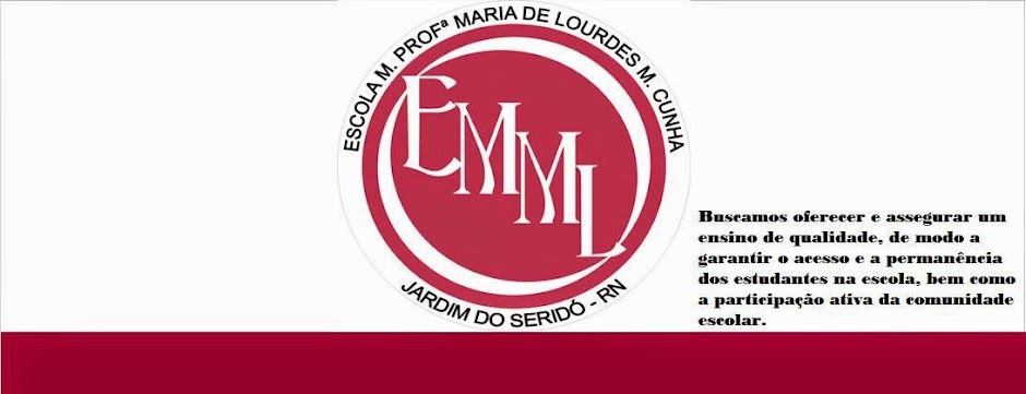 Escola Municipal Profª Maria de Lourdes