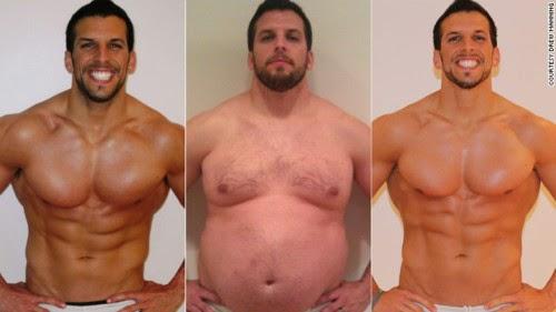 Giảm cân để có thân hình săn chắc, khỏe mạnh