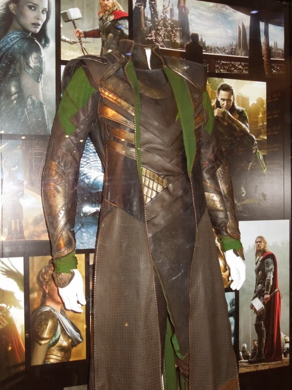 Loki movie costume Thor 2