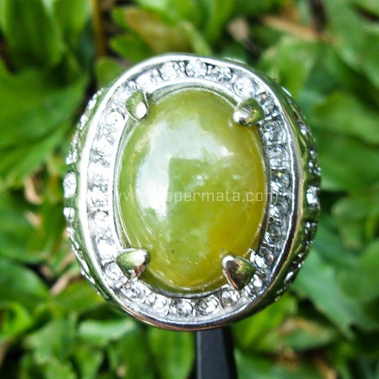 Cincin Batu Idocrase Blimbing Aceh - SP453
